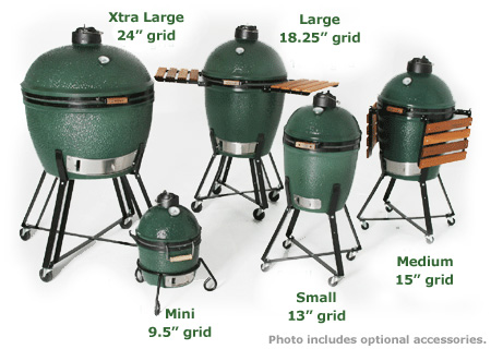 Medium Big Green Egg Prices